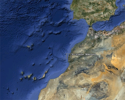 Google Earth - Эс-Сувейра