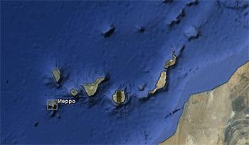 Google Earth - Иерро
